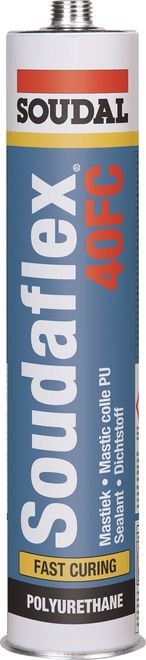 Soudal Soudaflex 40FC polyurethane sealant adhesives